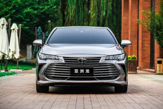 亚洲龙2.0L全新上市 售价19.98-23.98万元 汽车殿堂