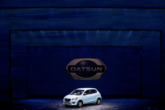 曝日产将砍掉Datsun品牌及若干车型 除中国外全球产能将削减