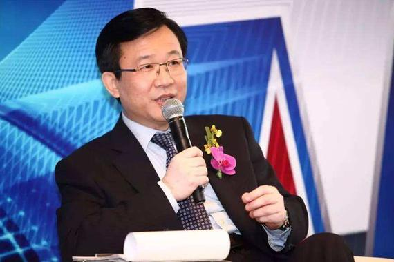安铁成任中汽中心党委书记、董事长及总经理