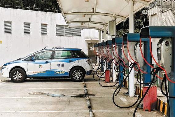 """传统燃油车加速退出 """"油改电""""成大势所趋"""