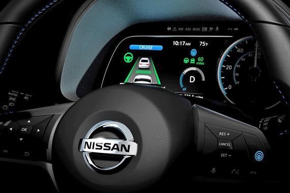 2020CES:继脑控概念后 日产汽车成黑科技制造者