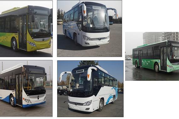 郑州宇通客车股份有限公司召回部分纯电动城市客车