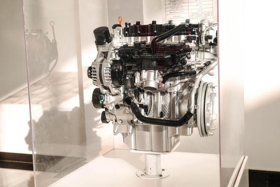 自主发动机走心之作 海马1.6T发动机解析