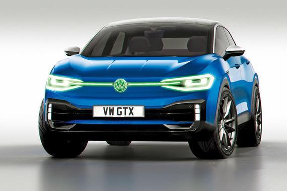 大众计划在ID系列高性能纯电动车上使用GTX名称