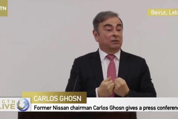 戈恩:法国政府希望提高雷诺在日产的股权持股比例