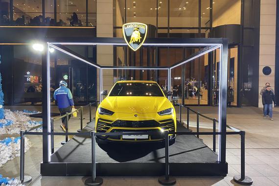 销量|兰博基尼2019年全球交付大于8000辆 中国750辆