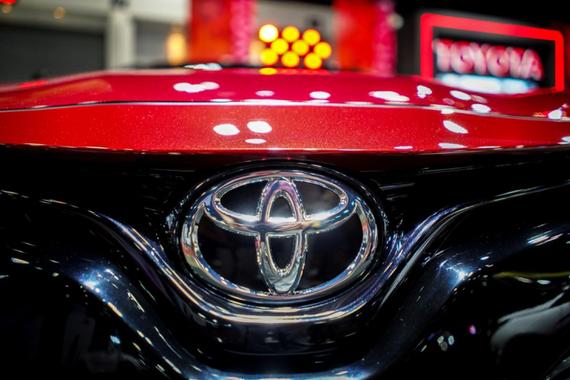 财报|丰田第三财季营业利润下滑3.2% 预计全财年达2.5万亿日元