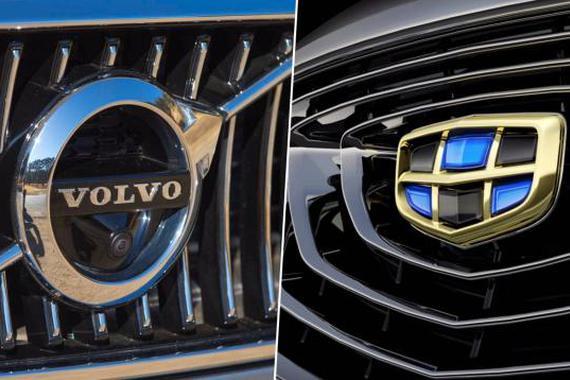 沃尔沃汽车计划与吉利汽车合并 资产纳入吉利香港上市公司