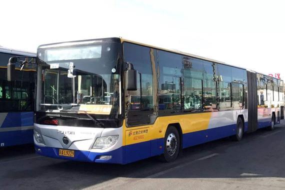 北京公交集团:为复工企业提供定制公交通勤服务