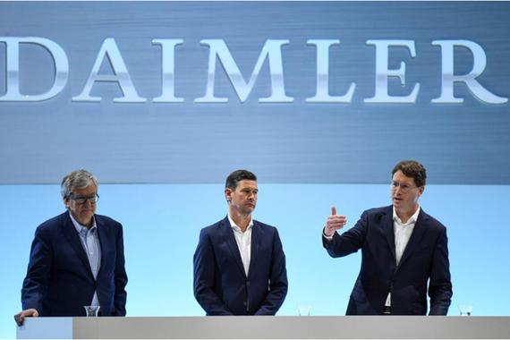 戴姆勒2022年底前将削减超过14亿欧元人员成本 在全球进行裁员
