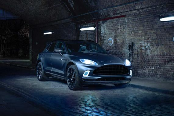 2020日内瓦车展:阿斯顿·马丁DBX Q定制版将发布
