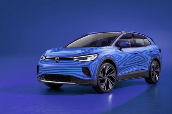 将于今年发布 首款量产纯电动SUV正式定名ID.4