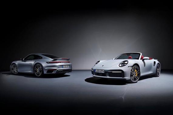 百公里加速2.7秒 保时捷全新911 Turbo S系列首发