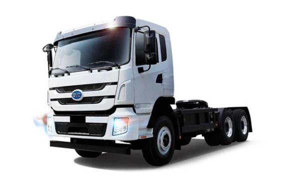 比亚迪首款纯电动卡车在厄瓜多尔获得20台订单