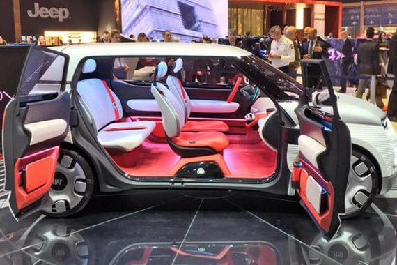 菲亚特将基于Centoventi概念车打造Panda纯电动车 相关车型正在研发中