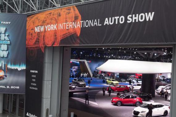 纽约车展因疫情推迟到8月举行