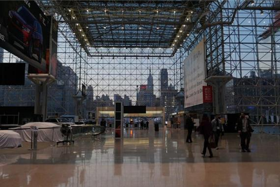 纽约车展受疫情影响延期至8月举办
