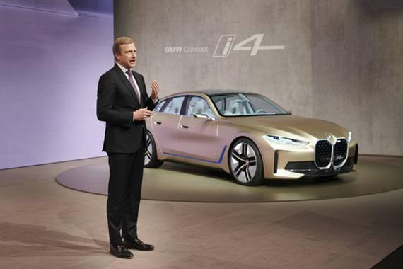 预计到2023年宝马新能源汽车产品将扩充至25款