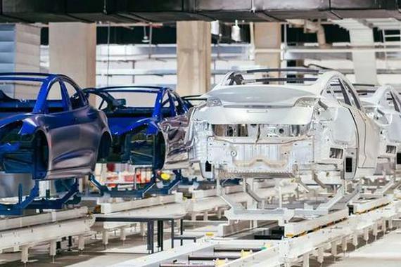 热浪 沪上汽车企业目前已基本恢复正常生产
