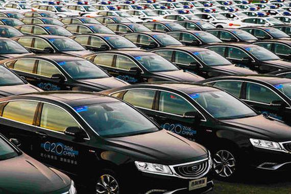 热浪|促进在线新经济发展 上海将在5年内投放100万辆网约车