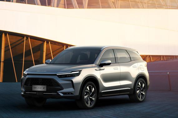 颜值是第一生产力 BEIJING-X7新车前瞻