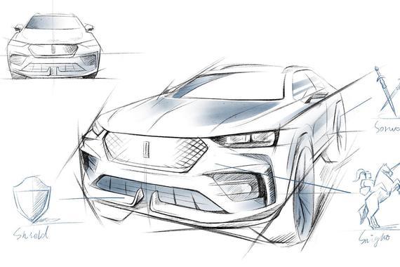 不再是奔驰专属 WEY VV7 GT brabus|automotive即将上市