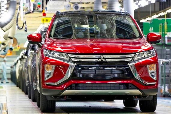 三菱汽车寻求3000亿日元贷款 日本国内产能未来两月减少近三分之一