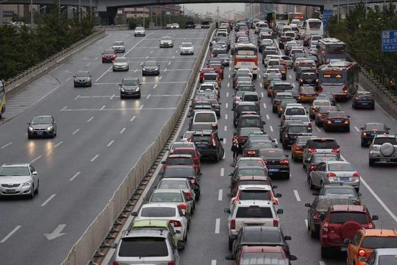 """北京市交通委:""""五一""""假期北京市交通运行总体平稳"""