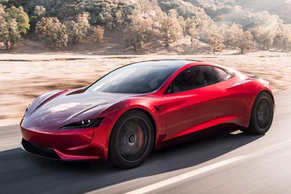 马斯克:特斯拉Roadster跑车将延迟推出