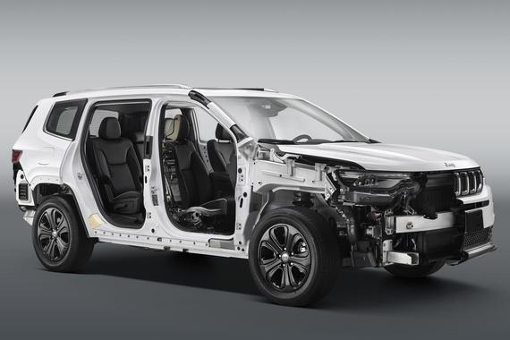 不是所有SUV都叫Jeep 广汽菲克Jeep解剖车品质体验