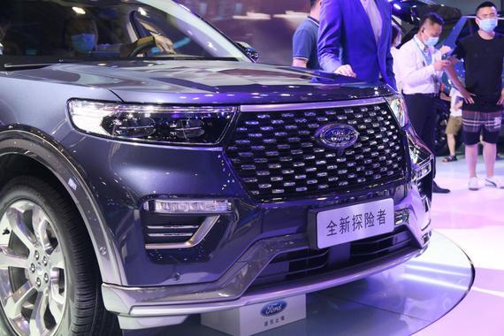 2020重庆车展视频:美系平民豪华SUV代表 长安福特探险者有颜有料