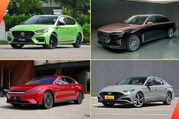 足足有27款之多!SUV量大但轿车重磅 7月上市新车前瞻