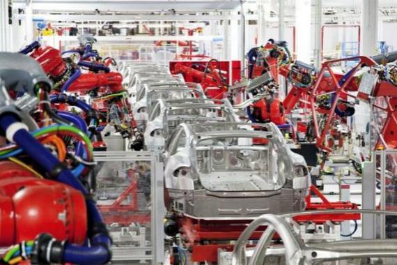 马斯克:上海工厂本地采购年底可达80% 有助于降低成本