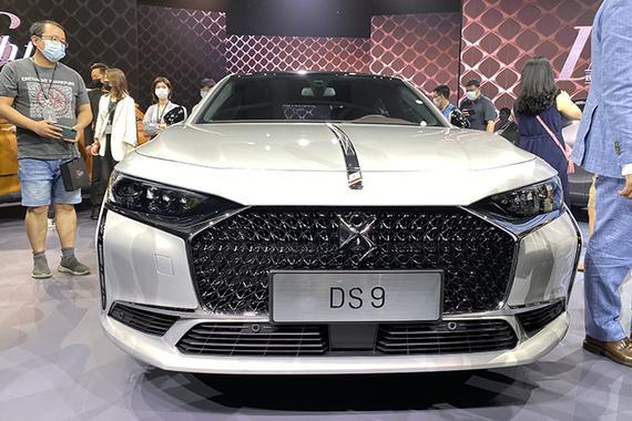DS在华整装再出发 旗舰轿车DS9亚洲首发