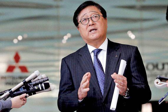 三菱汽车董事长益子修因健康原因辞职 CEO加藤隆雄接棒