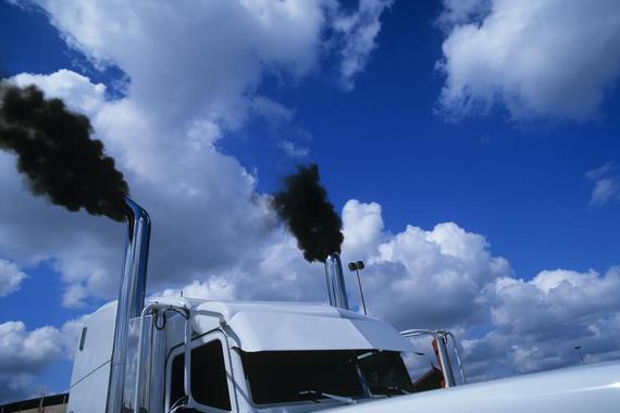 加州最新重型柴油车排放法规终出台