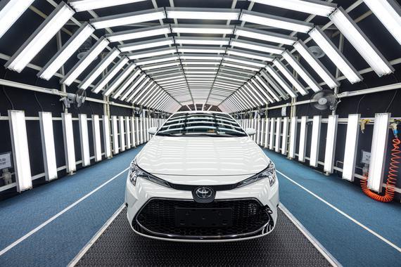 凭什么说开不坏的丰田?丰田工厂来探秘