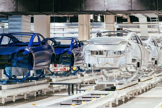 外媒:上海特斯拉Giga工厂最终可能每年生产100万辆汽车