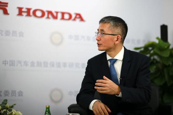 2020北京车展:专访广汽本田第一事业本部创新业务副部长汪伟