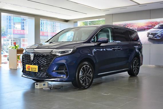 推荐次顶配尊荣版 荣威iMAX8购车手册