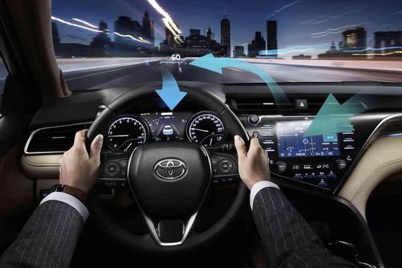 丰田推出Toyota Big Data Center China车联网服务 基于AWS数据