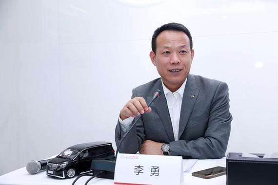 李勇:广汽传祺的三个核心概念诠释新的品牌形象