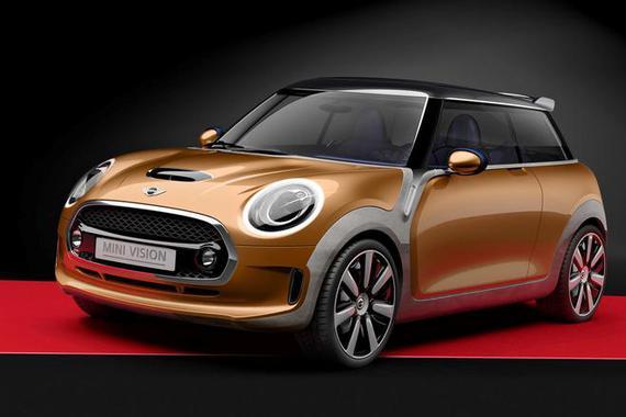 """Mini也有""""跑车梦"""" 全新三门车将运用保时捷911设计语言"""