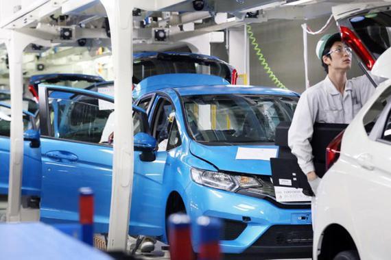 因芯片供应紧缩 本田削减本土汽车产量/1月率先减产4,000台