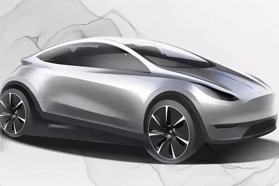 特斯拉低价电动车最早2022年在上海超级工厂投产 仅16万起售