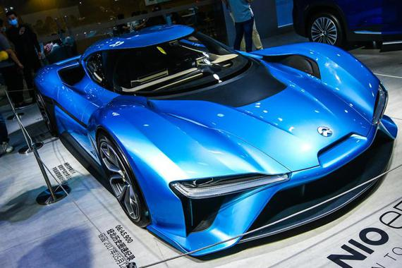 2021年这些热门中国电动车有望进军欧美市场 比亚迪汉领衔