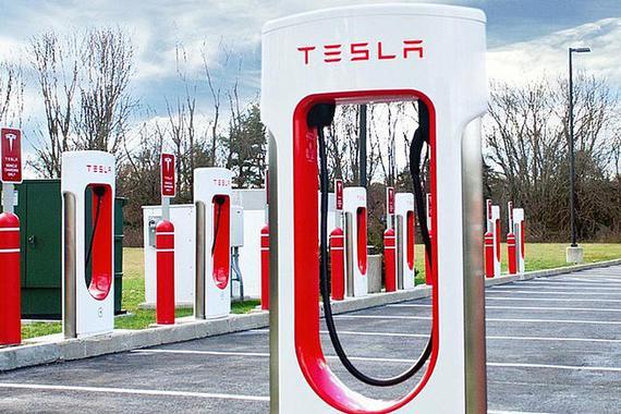 特斯拉超级充电桩充电成本实测 纽约到佛罗里达只需70美元