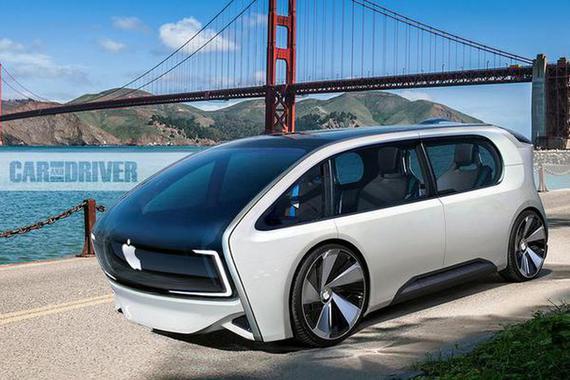 现代收回正与苹果就自动驾驶电动汽车展开谈判的声明
