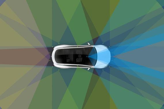 特斯拉向FCC申请为Autopilot和FSD套件增加毫米波雷达