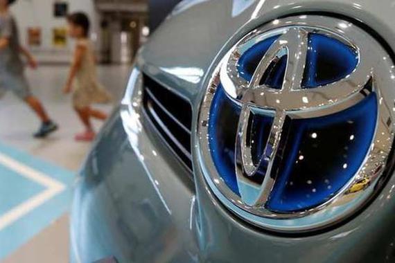 丰田被美国罚款1.8亿美元 因未及时报告排放缺陷